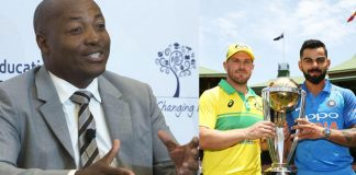 Brian Lara picks India as favourites to win World Cup 2019 title