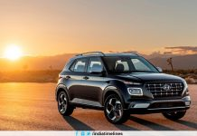 Hyundai Venue SUV to be Launched In India Today