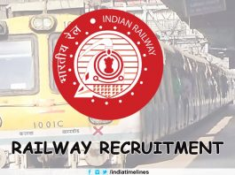 Central Railway recruitment 2019