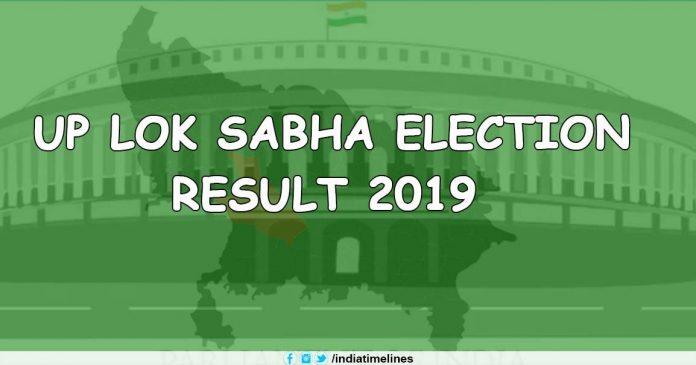 UP Lok Sabha Election Result 2019