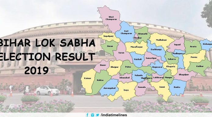 Bihar Lok Sabha Election Result 2019