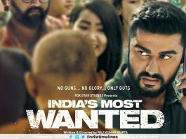 India's Most Wanted Movie Review