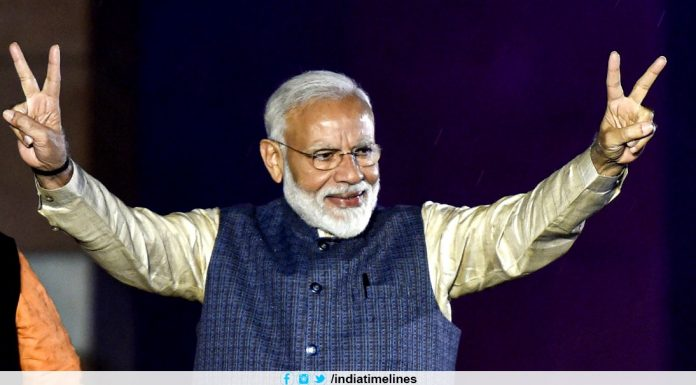 PM Modi Makes History in Election 2019