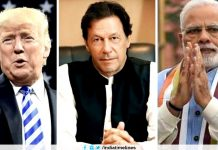 Trump And Pak PM congratulates Modi on 'big' election win
