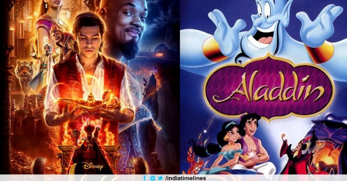 Aladdin Movie (2019) Review