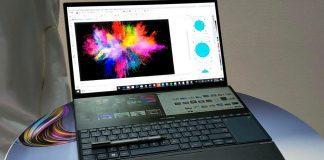 Asus Zenbook Pro Duo Computex 2019