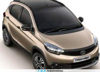 2019 Tata Tiago NRG AMT Launched