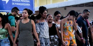 55 inmates killed in Brazil prison riots