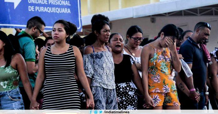 55 inmates killed in Brazil prison riots