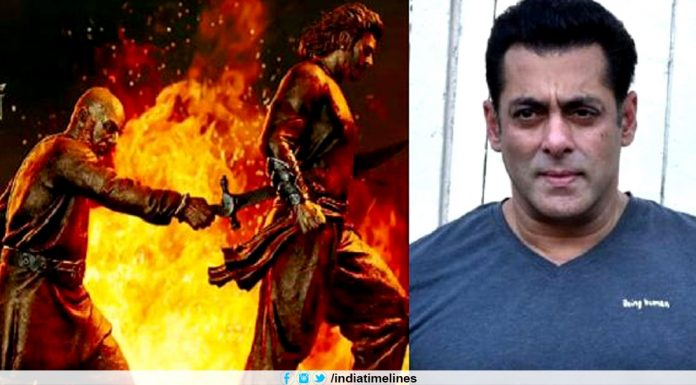 Salman Khan still doesn't know why Kattappa killed Bahubali
