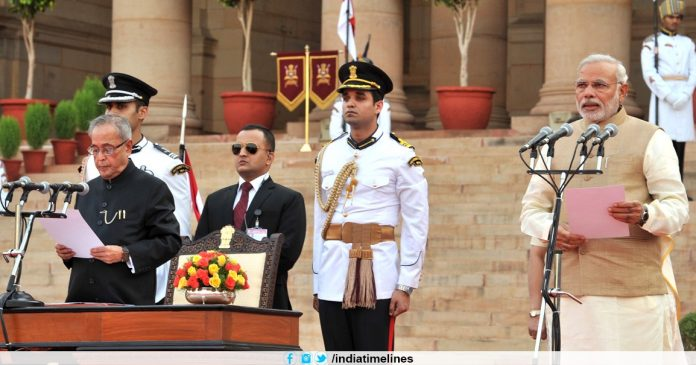 NDA II takes oath today