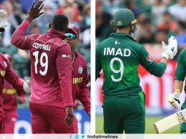 World Cup 2019 WI vs Pak
