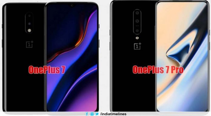 OnePlus 7 Pro and OnePlus 7 is Launched Today