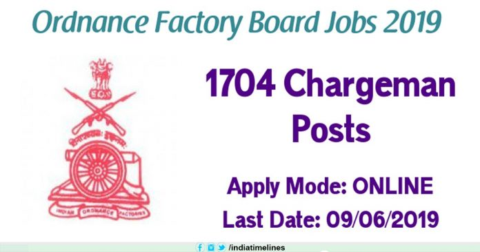 OFB Ministry of Finance Recruitment 2019
