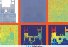 A new camera can photograph you from 45 kilometers away