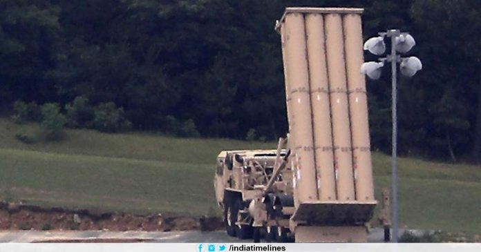 US offered India to sell THAAD defence system