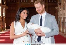 Royal baby name revealed