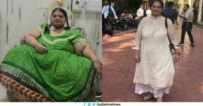 Asia's Heaviest Woman Lost 214 kgs