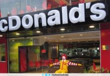 McDonald's Outlets are closed in North and East India