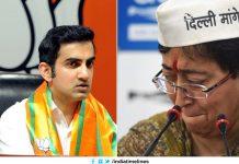 Atishi accuses Gautam Gambhir