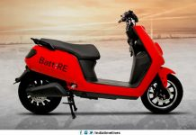 BattRe Electric Scooter Launched in India