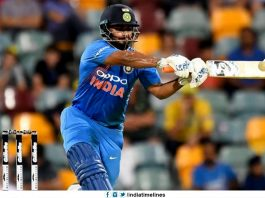 Rishabh Pant Comes in as Cover for Injured Dhawan