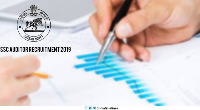 OSSC Auditor Recruitment 2019
