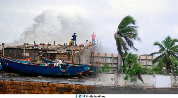 Cyclone Vayu Live Updates