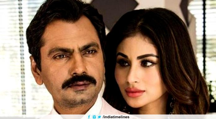 Mouni Roy quits Nawazuddin Siddiqui's Bole Chudiyan: Entertainment