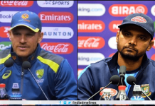 Australia vs Bangladesh World Cup 2019