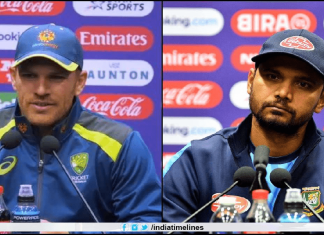 Australia vs Bangladesh World Cup 2019