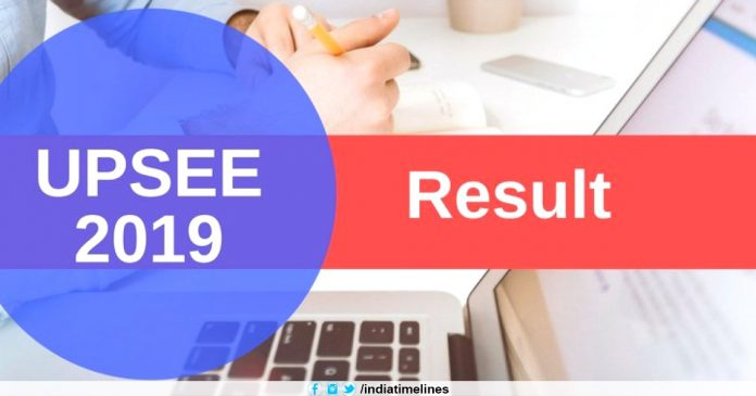 UPSEE 2019 Result Declared