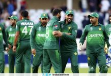 Pakistan beat England in World Cup