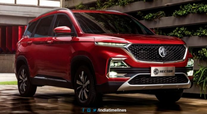 MG Hector Booking Started Today in India