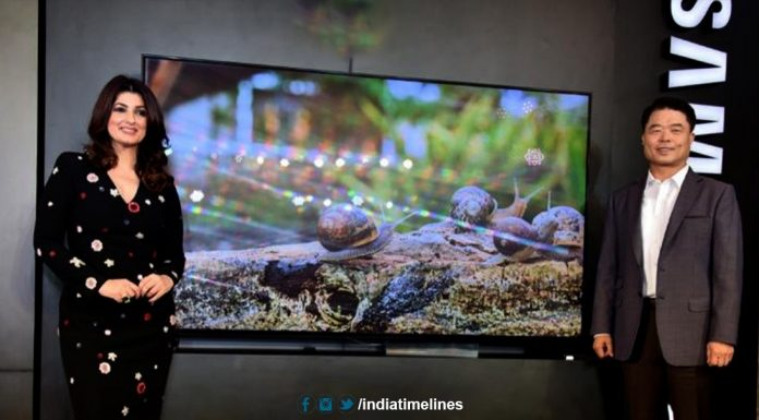 Samsung Launched First QLED 8K TV