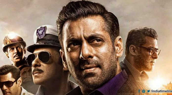 Salman Khan Film Bharat Review {3.5/4}