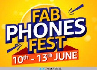 Amazon Fab Phones Fest Sale Best Offers