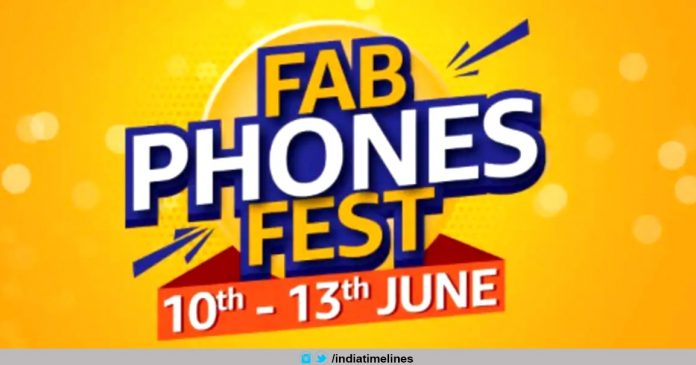 Amazon Fab Phones Fest Sale Best Offers