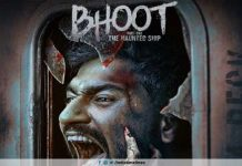 First look poster of Vicky Kaushal-starrer 'Bhoot'