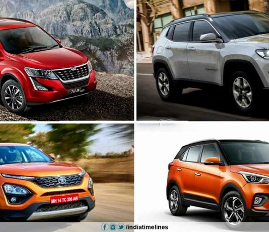Tata Harrier BEATS Mahindra XUV500 & Jeep Compass