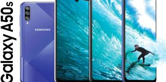 Samsung Galaxy A50s and Galaxy A30s launched