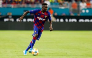 FC Barcelona: Senegalese star player Wague