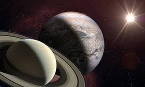 Jupiter- Saturn