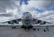 Corona: Russia sent help to India