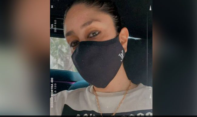 Kareena said wearing a mask of 26 thousand - Vicky & Katrina Hit by Corona