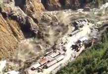 Chamoli glacier burst: Army had so far rescued 384 people; Eight bodies recovered