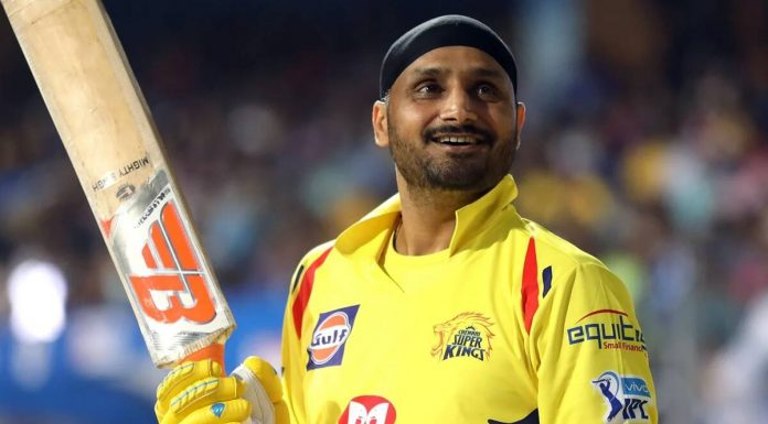 IPL 2021: Morgan told why only one over was done to Harbhajan Singh