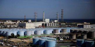 Fukushima's radioactive water is not left