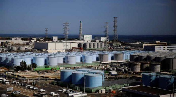 Fukushima's radioactive water is not left