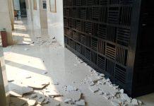 Earthquake in Bihar